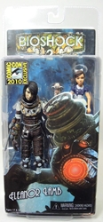 NECA Bioshock 2 Eleanor Lamb + Little Sister figures 2-pack NECA, Bioshock, Action Figures, 2010, scifi, video game
