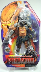 NECA Predator Series 13 Cracked Tusk Predator NECA, Predators, Action Figures, 2015, scifi, movie