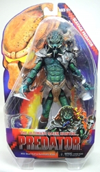 NECA Predator Series 13 Scavage Predator NECA, Predators, Action Figures, 2015, scifi, movie