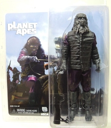 NECA Planet of the Apes 8 inch Clothed Figure - Gorilla Soldier NECA, Planet of the Apes, Action Figures, 2015, scifi, movie
