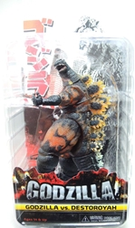 NECA Godzilla 12 inch head-to-tail Burning Godzilla