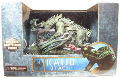 NECA Pacific Rim Deluxe Kaiju Otachi 18 inch long (boxed) NECA, Pacific Rim, Action Figures, 2015, scifi, movie