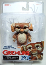 NECA Gremlins Mogwais Series 5 Zoe NECA, Gremlins, Action Figures, 2015, fantasy, movie