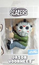 NECA Scalers 3.5 inch Vinyl Series 2 - Jason Vorhees NECA, Friday the 13th, Action Figures, 2015, horror, halloween, movie