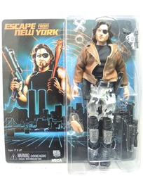 NECA Escape from New York 8 inch Clothed Figure - Snake Plisskin NECA, Escape from New York, Action Figures, 2015, scifi, movie