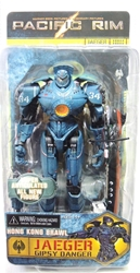 NECA Pacific Rim Series 4 - Hong Kong Brawl Jaeger Gipsy Danger NECA, Pacific Rim, Action Figures, 2014, scifi, movie