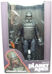 NECA Planet of the Apes 7 inch Figure - General Ursus NECA, Planet of the Apes, Action Figures, 2014, scifi, movie