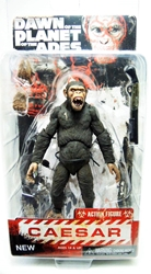 NECA Dawn of the Planet of the Apes Series 2 - Caesar with Shotgun NECA, Planet of the Apes, Action Figures, 2014, scifi, movie