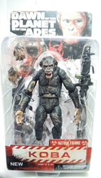 NECA Dawn of the Planet of the Apes Series 2 - Koba NECA, Planet of the Apes, Action Figures, 2014, scifi, movie