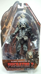 NECA Predator Series 12 Elder  Predator v2 NECA, Predators, Action Figures, 2014, scifi, movie