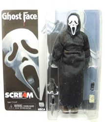 NECA Scream 8 inch Clothed Figure - Ghost Face NECA, Scream, Action Figures, 2014, family, movie
