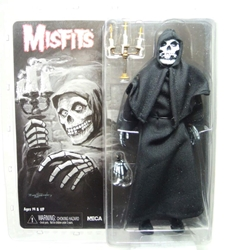 NECA Misfits 8 inch Clothed Figure - The Fiend (black robe) NECA, Misfits, Action Figures, 2014, rock