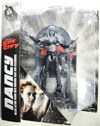 Diamond Select Sin City Figure - Nancy B&W (Jessica Alba)