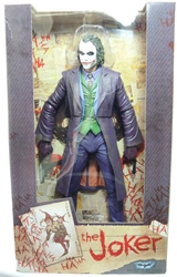 NECA The Dark Knight 1/4 scale The Joker figure 18 inches tall NECA, Batman, Action Figures, 2014, superhero, comic book