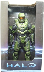 NECA Halo 18 inch Master Chief Deluxe NECA, Halo, Action Figures, 2014, scifi, video game