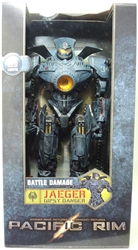 NECA Pacific Rim 18 inch Battle Damage Gipsy Danger with LED lights NECA, Pacific Rim, Action Figures, 2014, scifi, movie