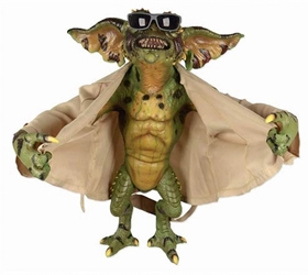 NECA Gremlins Prop Replica Stunt Puppet Flasher Gremlin NECA, Gremlins, Action Figures, 2014, fantasy, movie