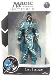 Magic The Gathering Legacy Collection 7 inch Figure - Jace Beleren Funko, Magic the Gathering, Action Figures, 2014, fantasy, game