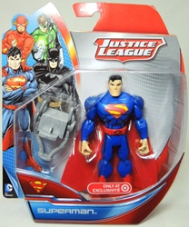 Justice League 5 Inch Figure - Superman Mattel, Justice League, Action Figures, 2013, superhero, comic book