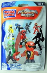 Power Rangers Mega Bloks 05666 Micro Action Figure Mega Bloks, Power Rangers, Action Figures, 2014, scifi, tv show