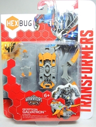 Hex Bug Transformer Warrior Bots - Galvatron Innovation First, Transformers, Action Figures, 2014, scifi, movie