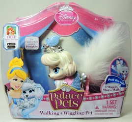 Palace Pets - Cinderellas Puppy Pumpkin Blip Toys, Disney, Littlest Pet Shop, 2014, fantasy, movie