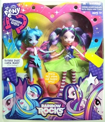 My Little Pony Equestria Girls - Sonata Dusk & Aria Blaze Hasbro, My Little Pony, Littlest Pet Shop, 2014, cute animals