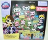Littlest Pet Shop - Getting Glamorous Pet Styling 4-pack Hasbro, Littlest Pet Shop, Littlest Pet Shop, 2013, cute animals, online site