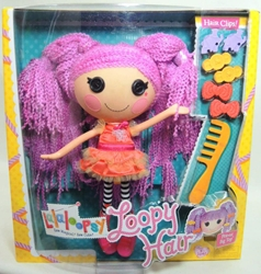 Lalaloopsy Loopy Hair Doll 12 inch Doll - Peanut Big Top