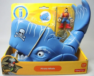 Fisher-Price Imaginext - Pirate Whale