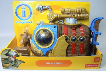 Fisher-Price Imaginext - Pirate Sub