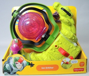 Fisher-Price Imaginext - Ion Orbiter Fisher-Price, Imaginext, Action Figures, 2013, adventure