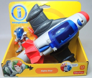 Fisher-Price Imaginext - Alpha Star