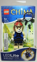 Lego Legends of Chima LED Lite keychain - Laval Lego, Legends of Chima, Keychains, 2013|Color~blue|Color~tan, adventure