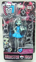 Monster High 3.5 inch Scary Cute Valentine figure - Frankie Stein Just Play, Monster High, Dolls, 2015, teen, fashion, movie