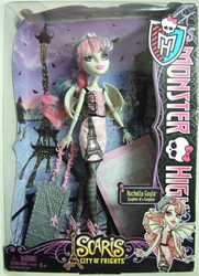 Monster High Scaris City of Frights 10.5 inch Rochelle Goyle Mattel, Monster High, Dolls, 2012, teen, fashion, movie