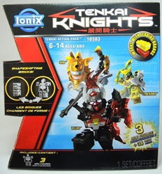 Ionix Tenkai Knights 10503 Action Pack - Sho Lydendor & Vilius