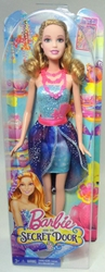 Barbie and the Secret Door 12 inch doll (blue/purple)