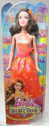 Barbie and the Secret Door 12 inch doll (orange)
