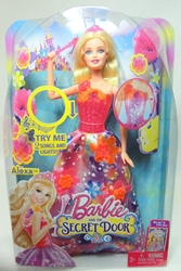 Barbie and the Secret Door 12 inch doll Alexa