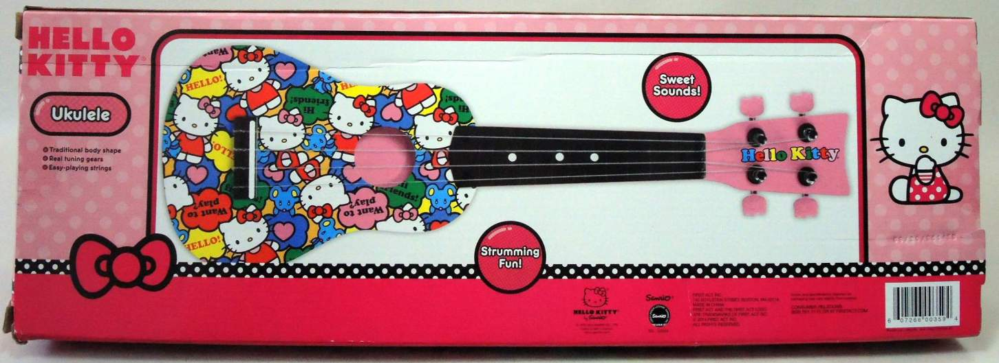 Hello Kitty Ukulele