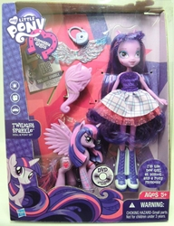 My Little Pony Equestria Girls Twilight Sparkle Doll & Pony Set Hasbro, My Little Pony, Littlest Pet Shop, 2013, cute animals