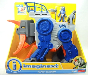 Fisher-Price Imaginext - Alpha Walker