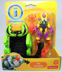 Fisher-Price Imaginext - Ion Scorpion