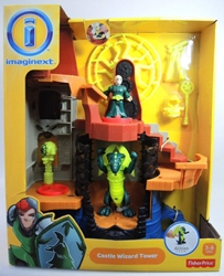 Fisher-Price Imaginext - Castle Wizard Tower