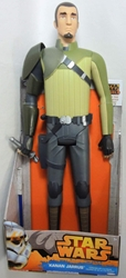 Star Wars 18+ inch figure - Kanan Jarrus Jakks, Star Wars, Action Figures, 2014, scifi, movie