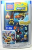 Mega Bloks SpongeBob Rock Band Figure 6-Pack Mega Bloks, Sponge Bob, Action Figures, 2014, animated, tv show