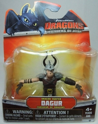 Dragons Defenders of Berk mini figures - Dragur Spin Master, How to Train your Dragon, Action Figures, 2014, animated, movie