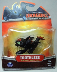 Dragons Defenders of Berk mini figures - Toothless Spin Master, How to Train your Dragon, Action Figures, 2014, animated, movie