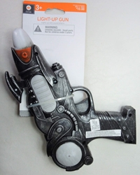 Alien Gun with light & sound effects Target, Star Trek, Scifi, 2014, scifi, tv show, movie